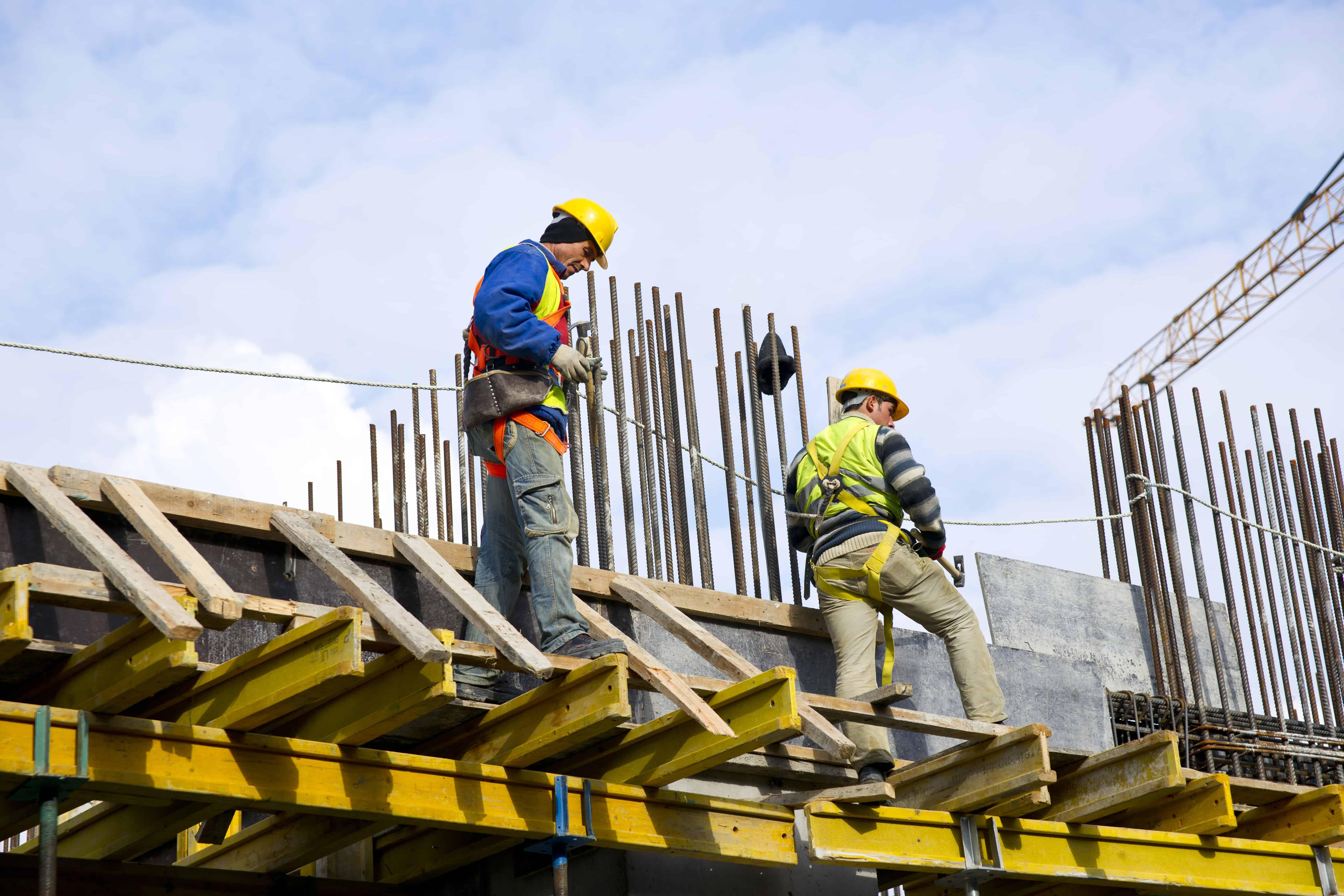קבלני בנייה ברחובות